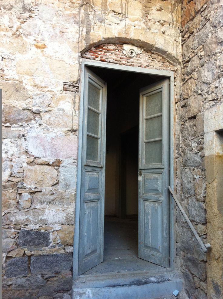 Η δική μας (μελλοντική) πόρτα αυλής