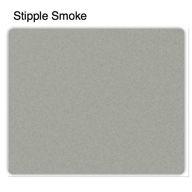 Laundry - laminex stipple smoke
