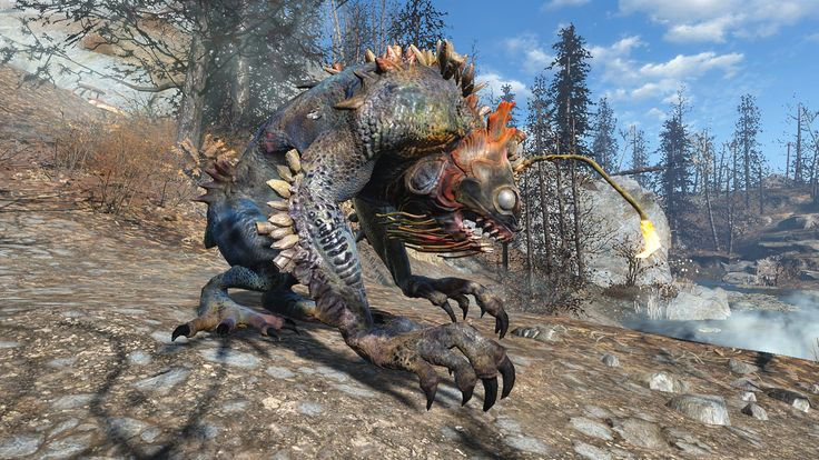 Image - Venomous angler.png | Fallout Wiki | Fandom powered by Wikia