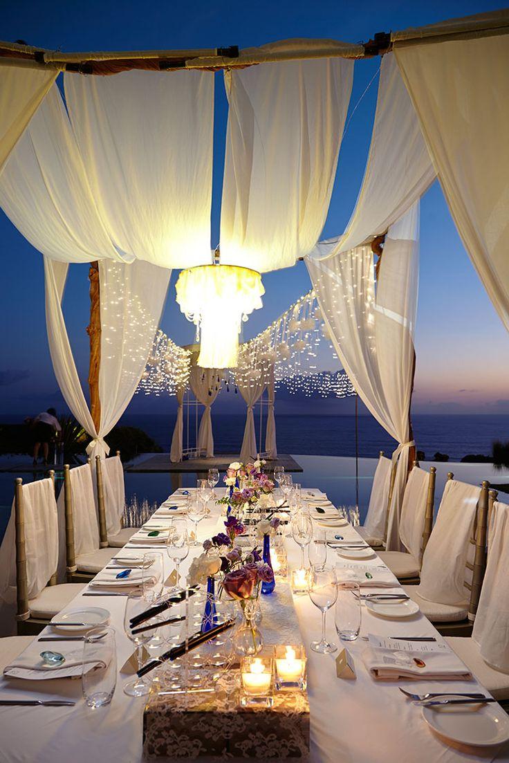 30 best tirtha images on pinterest bali wedding destination dining table under canopy at magical moment by tirtha bridal uluwatu bali junglespirit Gallery