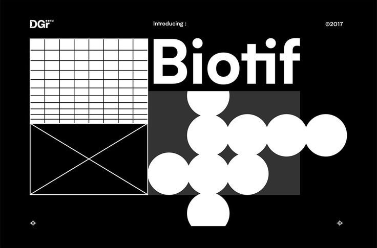 New BIOTIF font by Degarism Studio  http://mindsparklemag.com/design/new-biotif-font/
