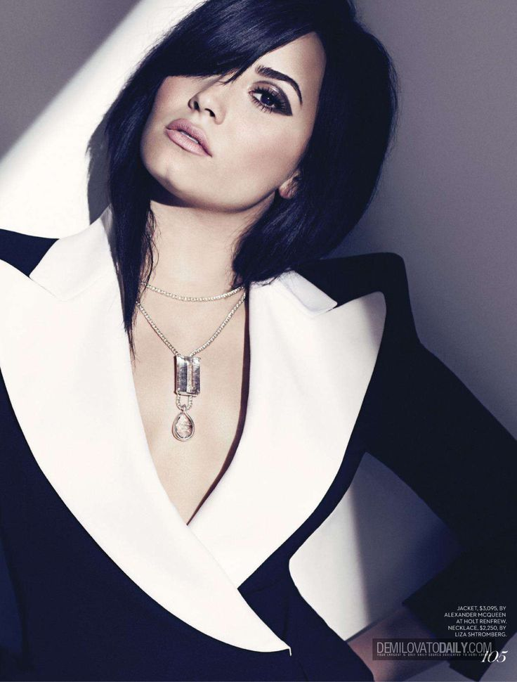 demi lovato fashion | Demi - Magazine Scans 2013 - 'Fashion' August 2013 - Demi Lovato Photo ...