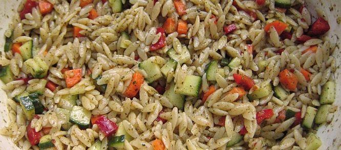 Kritharaki is een erg lekker pastagerecht uit de Griekse keuken, gemaakt van orzo. Dit is een pastavorm die eruit ziet als rijst, maar groter en smeuïger is....