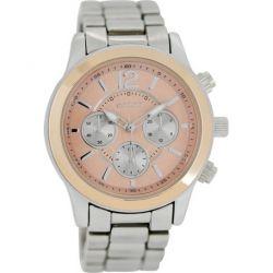 OOZOO Timepieces Silver Metal Bracelet C6892