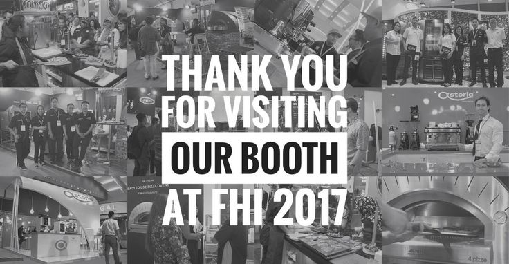 We thank all the customers, dealers and agents for visiting our booth at Food Hotel Indonesia 2017. We hope you thoroughly enjoyed your visit and our hospitality. The exhibition was a great success for MFK and gave us the opportunity to showcase all our product which generated a great interest. A special thanks is extended to all our AMC & Unox Asia for making the event so successful. #FHI2017