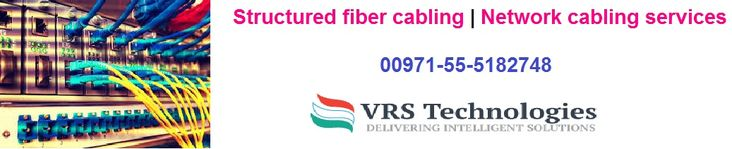 VRS Technologies offers structured cabling services in Dubai, we give quality cabling services in Dubai. Call us at 00971-55-5182748