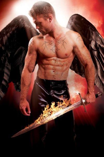 Male Angel Warrior