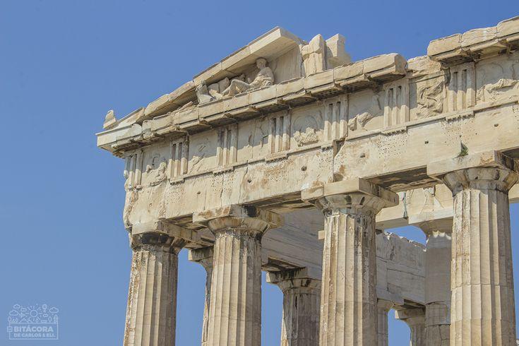 ☀ La Acrópolis es un museo a cielo abierto, un lugar impresionante que no pueden dejar de visitar si pasan por Grecia. Les compartimos nuestra experiencia en un día recorriéndola en nuestro más reciente video  goo.gl/gVztS1