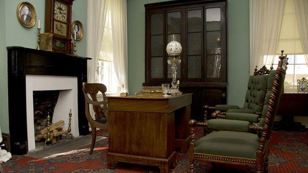 Wilson Red Interior Design