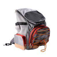 Le sac Trolley transportera votre petit chien facilement grâce à ses 2 roulettes. Plus besoin de porter votre compagnon !