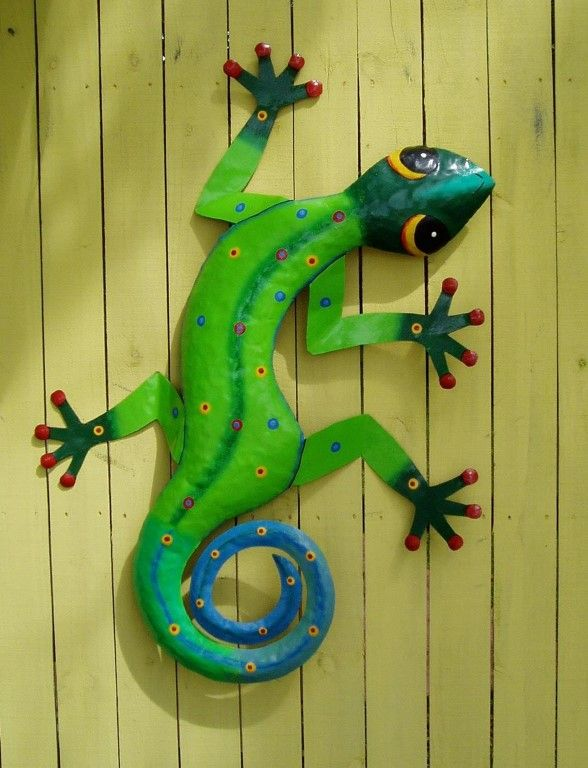 28 best Gecko Wall Art images on Pinterest | Geckos, Hand painted ...