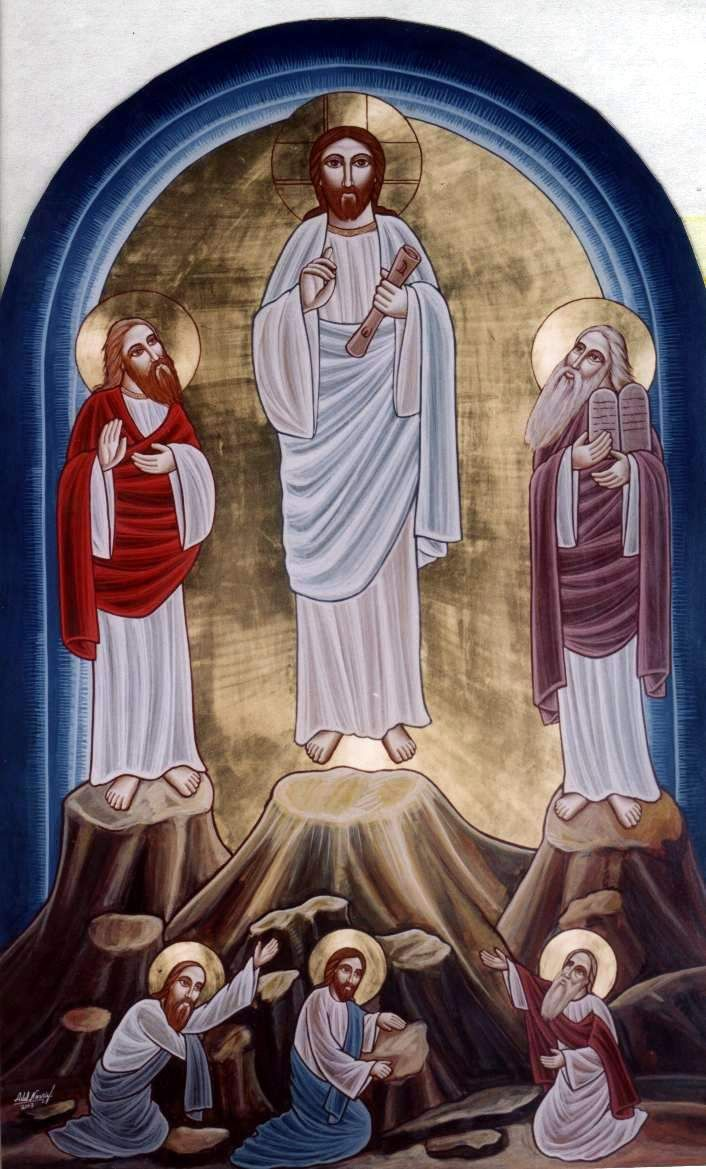 19 best The Transfiguration of Christ images on Pinterest ...