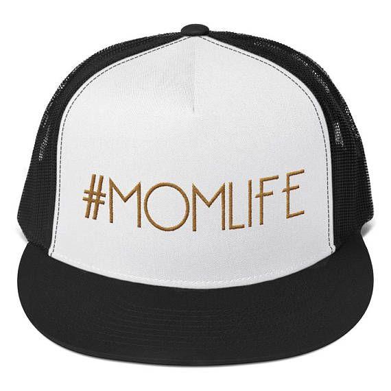 Casquette MOMLIFE Snapback Hat Trucker Hat