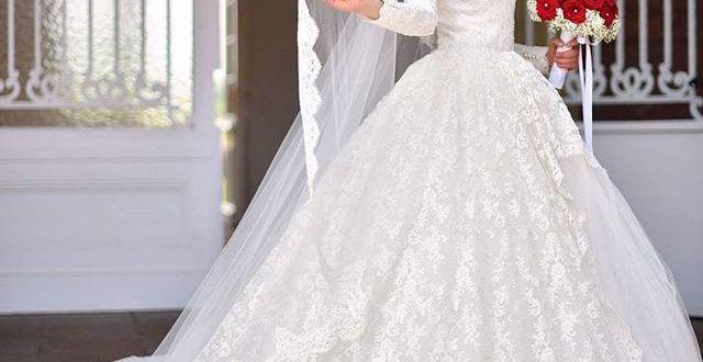 فساتين زفاف محجبات 2018 فساتين فرح محجبات ميكساتك Wedding Dresses Dresses Hijab Fashion