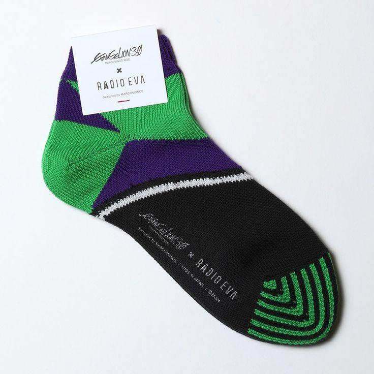 EVA High End Socks 03 By Marcomonde