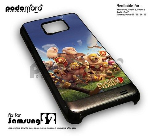Clash Of Clans - samsung s2