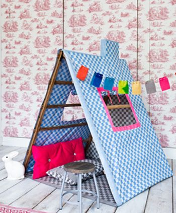Not a teepeeIdeas, Zeeb, Play Tents, For Kids, Kids Tents, Reading Nooks, Plays Tents, Diy, Drying Racks