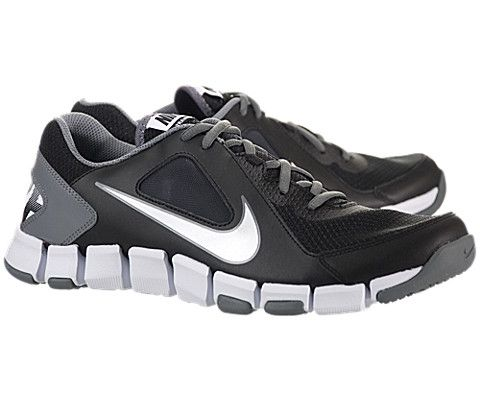 Flex Show TR 2 by #Nike has upgraded from the original trainer. This kick features lightweight mesh upper with supportive synthetic overlays, EVA cushioned footbed and padded tongue and collar for comfort and support