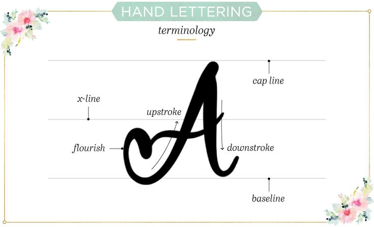 What is Hand Lettering? Many people compare hand lettering to calligraphy. However, there are important distinctions between the two. Calligraphy is a form of handwriting where letters are formed in a deliberate and rhythmic fashion using a nib pen. Hand lettering is a form of drawing to create decorative letters. The art of hand lettering …