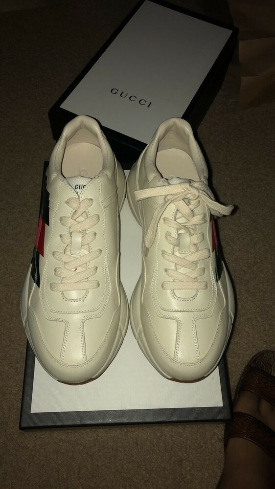 81b77442619 gucci rhyton sneakers size 11  fashion  clothing  shoes  accessories   mensshoes  casualshoes (ebay link)