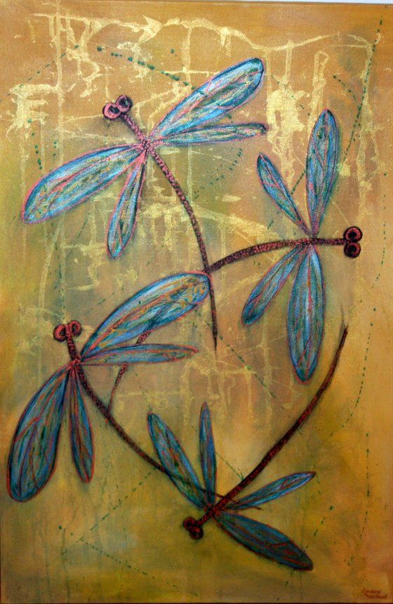 Best 10 Dragonfly Painting Ideas On Pinterest Dragonfly