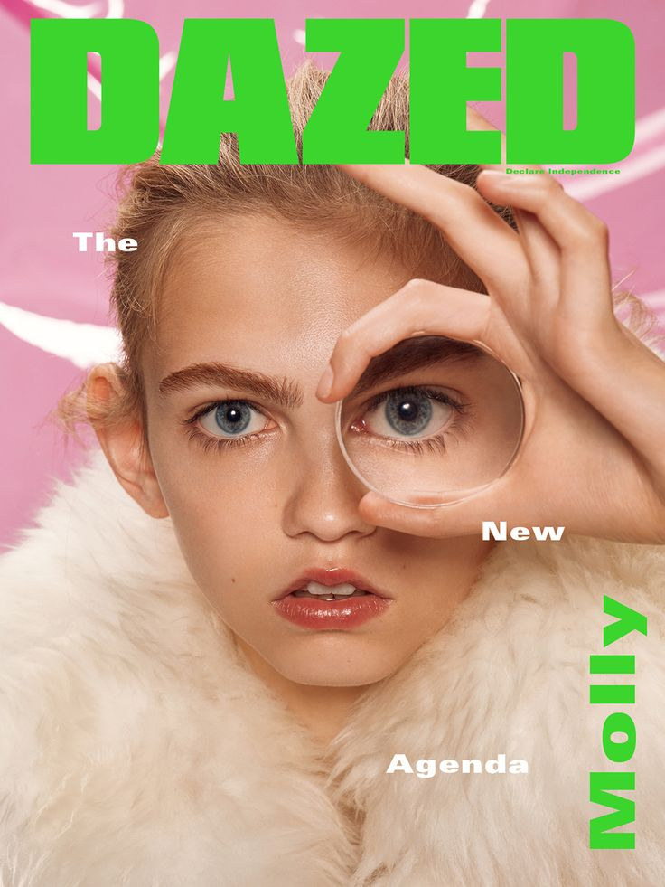 AUTUMN 2015: A New Agenda. More coming soon. Molly Bair shot by Roe Ethridge, styled by Robbie Spencer in Louis Vuitton.