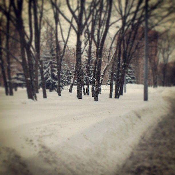 Весна в Москве - версия от 25 марта 2013