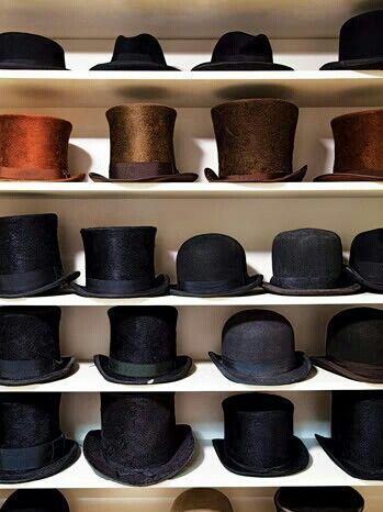 Vintage hats for Gents