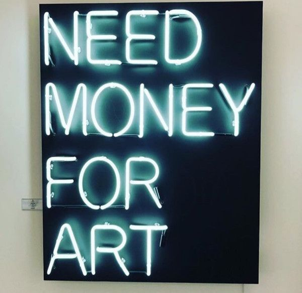 Priorities - Incredible Works of Art From Art Basel Miami - Photos