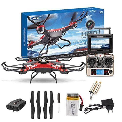 Womail JJRC H8D 6-Axis Gyro 5.8G FPV RC Quadcopter HD Camera With Monitor + 2PC Motor - http://www.midronepro.com/producto/womail-jjrc-h8d-6-axis-gyro-5-8g-fpv-rc-quadcopter-hd-camera-with-monitor-2pc-motor/