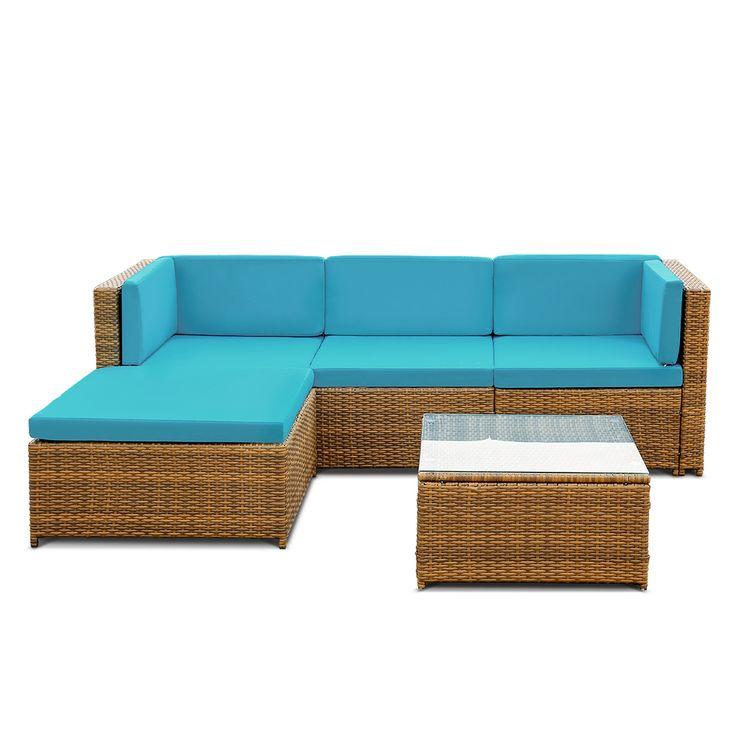 Good Outdoor Furniture Sofa Set Garden Corner Sofa Sale
