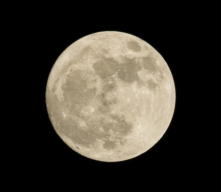 L'Astronomie, Pleine Lune, Luna, Lune