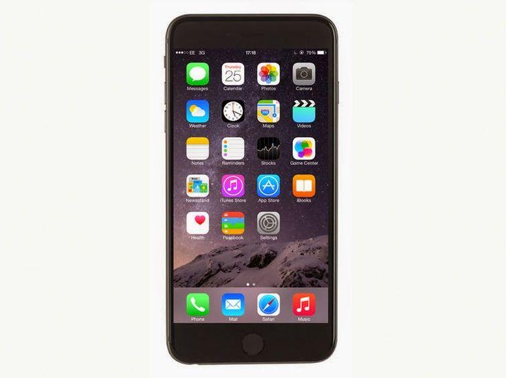 Spec And Price iPhone 6 Plus