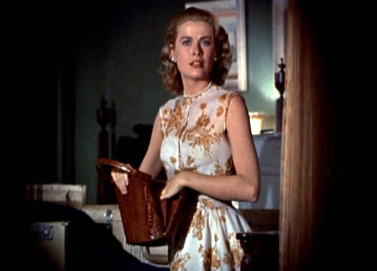 Grace Kelly with her Mark Cross bag - preorder yours on M'O here! http://modaoperandi.com/mark-cross/resort-2014/accessories-1664/products/: