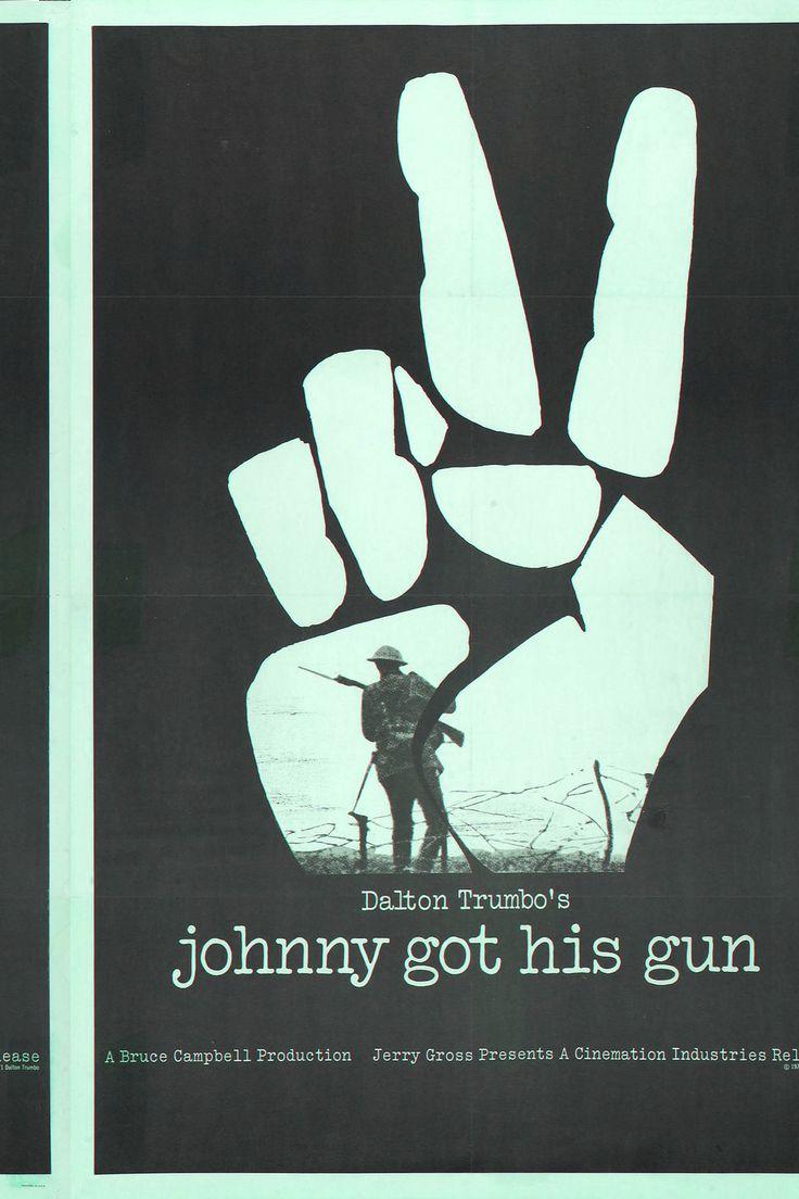 Johnny Got His Gun movie poster, 1971