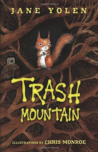 96 best books worth reading images on pinterest book lists books trash mountain fiction middle grade by jane yolen fandeluxe Choice Image