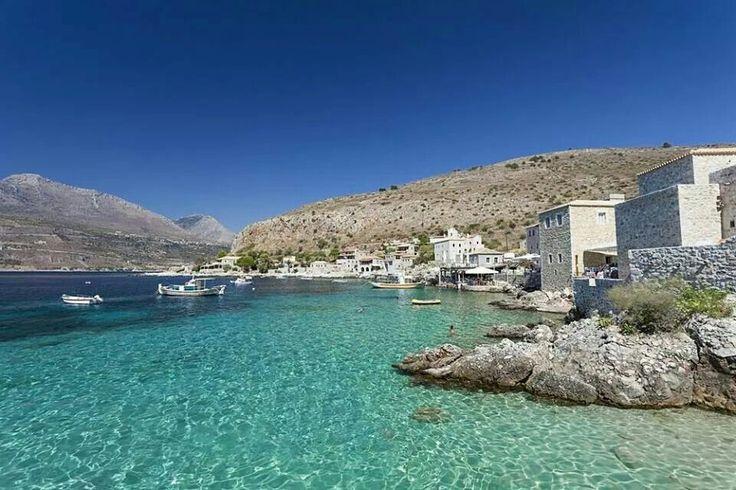 Mani, Peloponnese