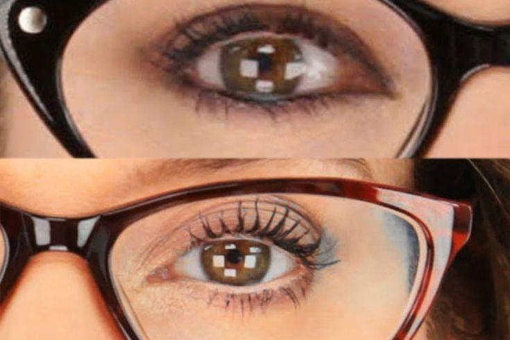 Beroemde visagiste deelt make-uptips voor dames met een bril - Het Nieuwsblad: http://www.nieuwsblad.be/cnt/dmf20150706_01764743