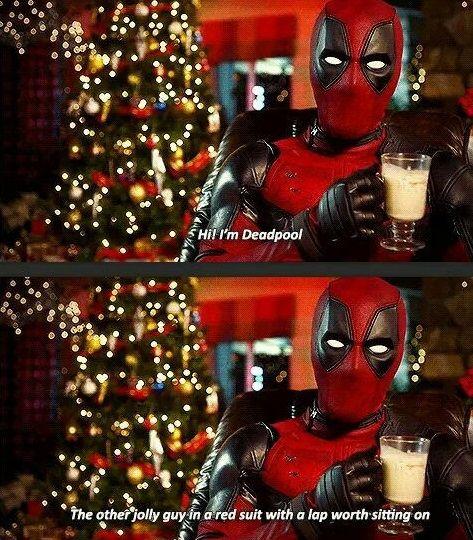 Oh Deadpool