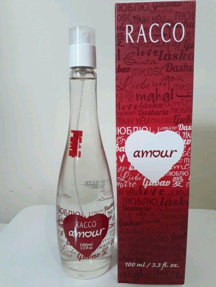 Veja nosso novo produto Deo Colônia Amour Feminina Racco - 100ml! Se gostar, pode nos ajudar pinando-o em algum de seus painéis :)
