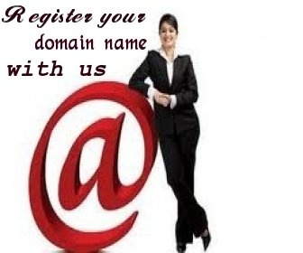 Register Domain Name If You Want To Have Your Own Website
