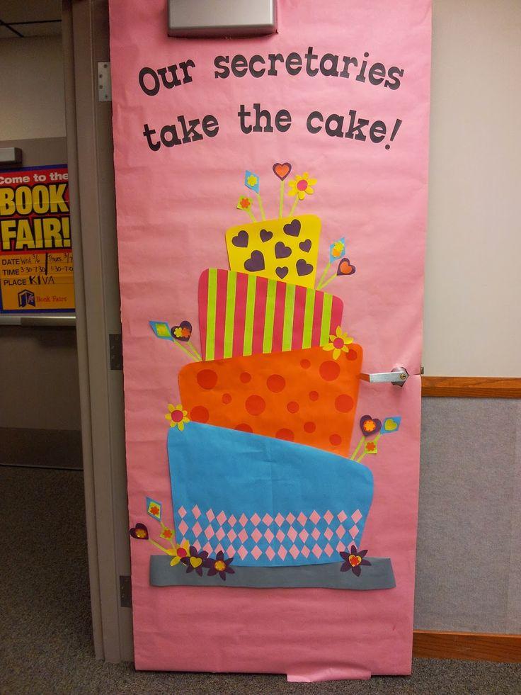 Teacher Appreciation Door Decorating Ideas ~ Southland Elementary PTO