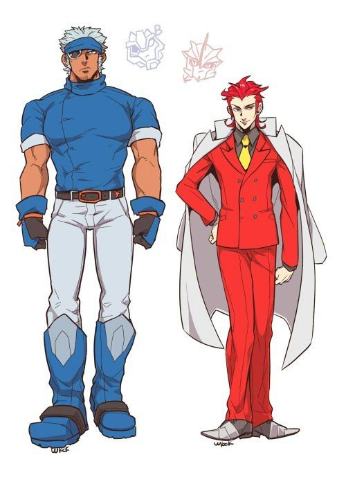 I'm not sure how I feel about these designs.<<< don't mind Breakdown's but it's something about Knock Out's hair maybe...?