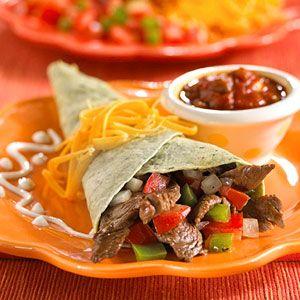 Fast fajita roll ups: Fajitas Rolls Up, Healthy Dinners, Fajitas Rollup, Ethnic Food, Favorite Recipes, Mexicans Recipes, Food Drinks, Flank Steaks, Fast Fajitas