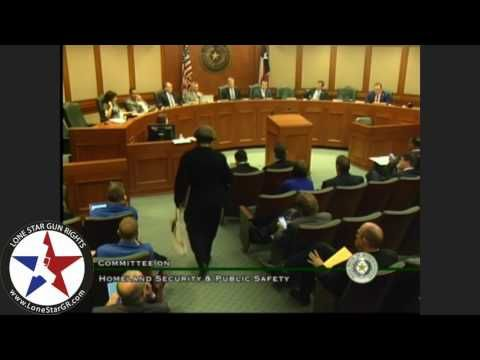 Phil King Kills Constitutional Carry - LONE STAR GUN RIGHTS