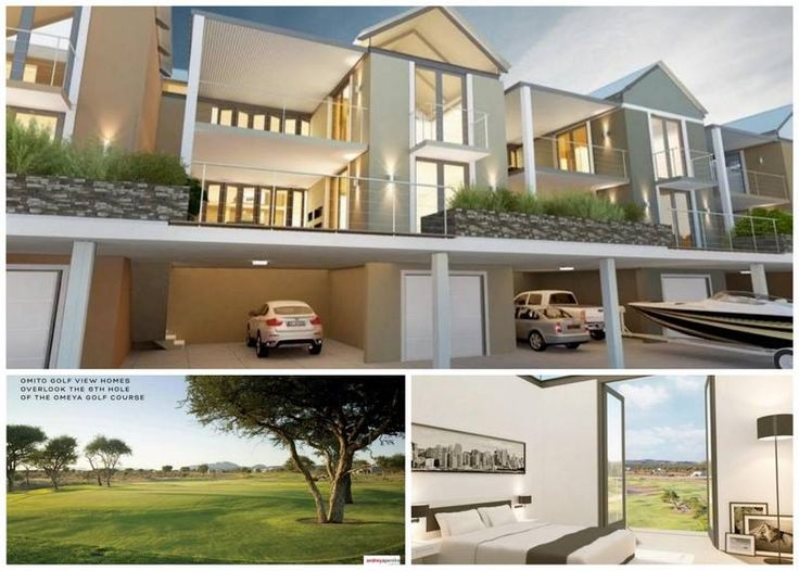 A stunning new development at Omeya Golf Estate, Windhoek is our ‪#‎PropertyPick‬ of the day! See more here http://bit.ly/1aqKiH5