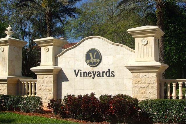 Vineyards | Naples, FL | 55places.com Retirement Communities