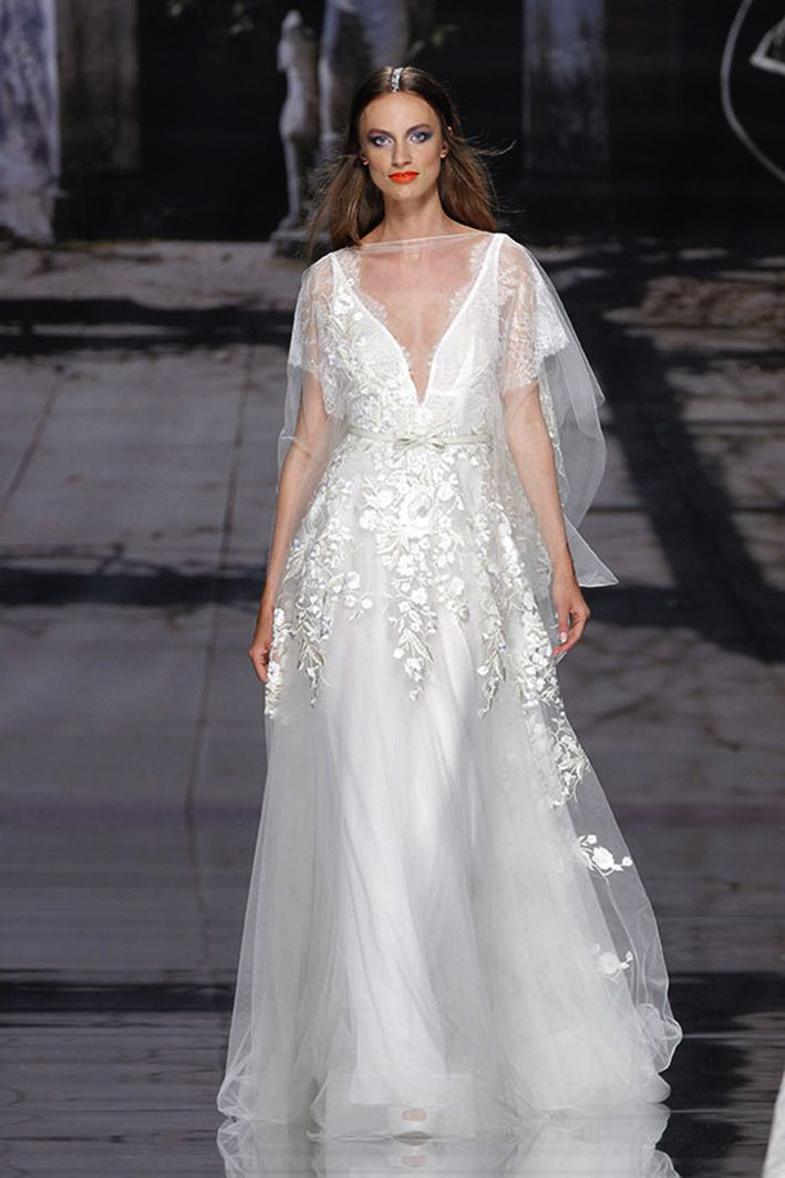 39 best barcelona bridal week 2014 bridal collection for Barcelona wedding dress designer