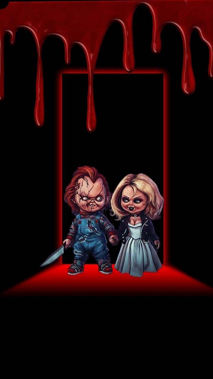 Chucky Babalife Horror Movie Icons Horror Artwork Bride Of Chucky