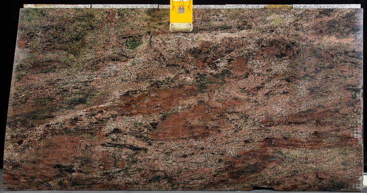 Verde Fuoco Granite -